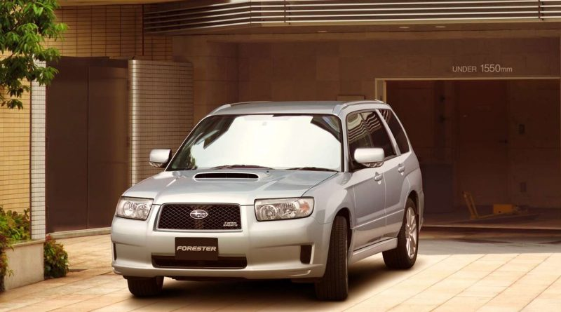 Best Spark Plus for a Subaru Forester SG